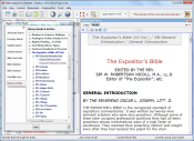 Bible Analyzer Expositor's Bible