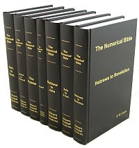 Numerical Bible, Bible Analyzer
