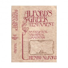 Alford's Greek Testament, Alford