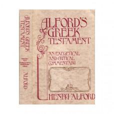 Alford's Greek Testament, Alford