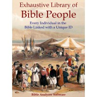 Exhaustive Library of Bible People