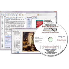 Bible Analyzer 4 Suite CD-I Download