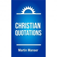 Christian Quotations, Manser