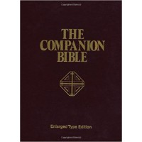 Companion Bible Notes, Appendices