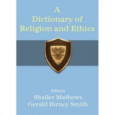 Dictionary of Religion and Ethics