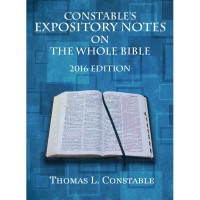 Expository Notes On The Whole Bible, Constable