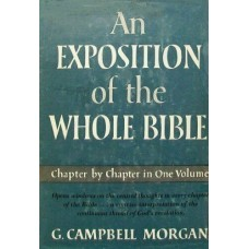 Exposition of the Whole Bible, Morgan