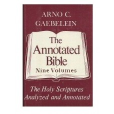 The Annotated Bible, Gaebelein