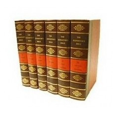The Expositor's Bible, 43 Vol.