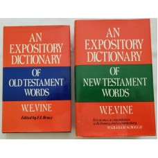 Expository Dictionary of NT Words, Vine